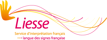 Liesse interprétation en langue des signes
